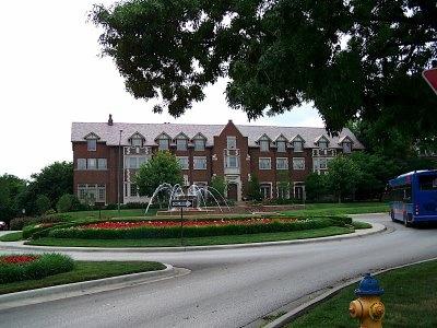 University of Kansas, Chi Omega Sorority House