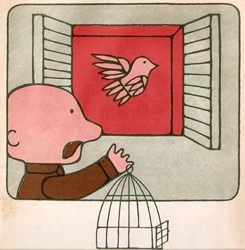 Cuando todo pasa volando, 1975. Ayax Barnes.