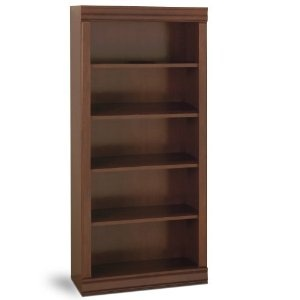 South Shore Furniture Vintage Collection, Open Library, Classic Cherry Bookcase  Price: $ 129 free shipping Amazon