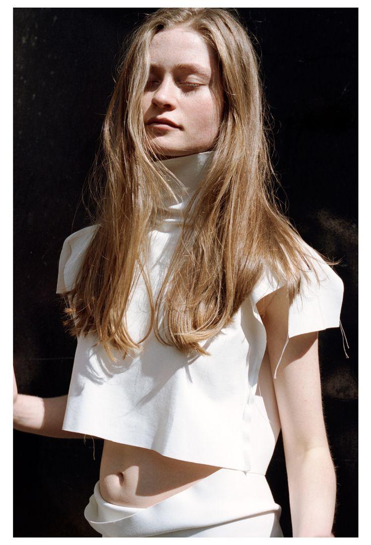 Shots of designer Caoimhe MacNeice's Collection 2014       #ishootfilm #filmphotography #35mm #analog #leica #model #fashion #portrait #photoshoot #johnnymcmillan #dublin
