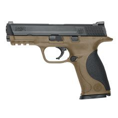 Smith and Wesson MP9 Full Size- Flat Dark Earth