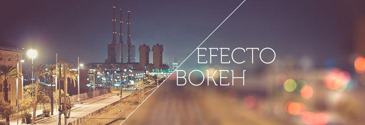 Efecto Bokeh en Photoshop