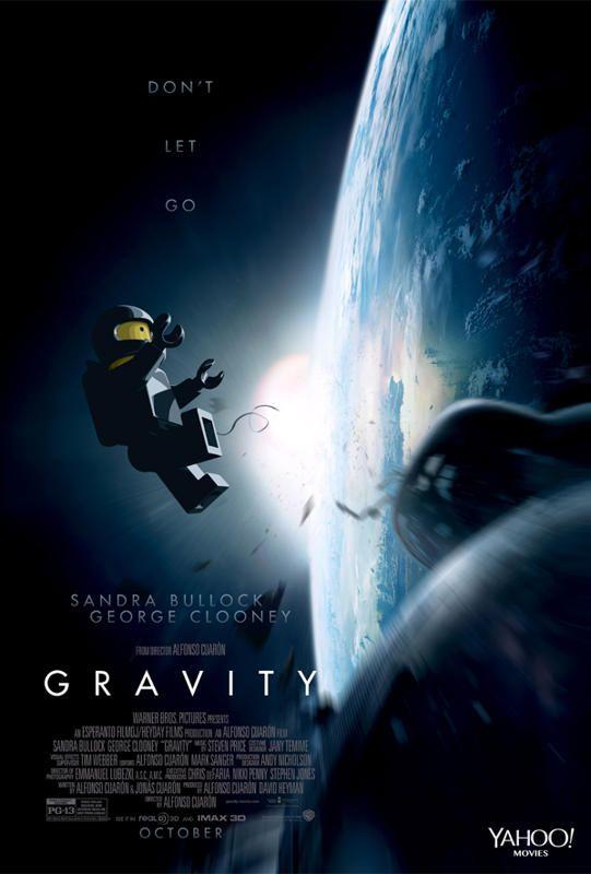 Gravity | Lego Movies