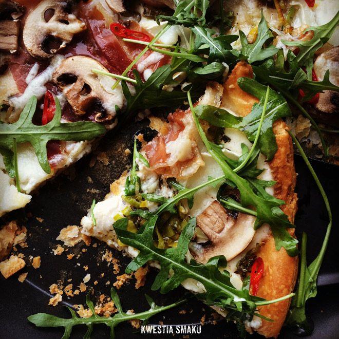 Pizza Tart