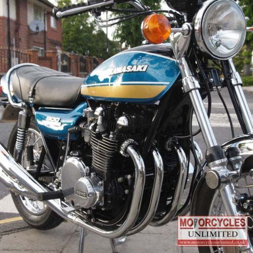 1975 Kawasaki Z1B 900 Classic Kawasaki for Sale | Motorcycles Unlimited