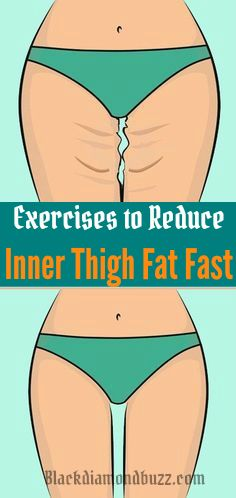 9 Best exercises to lose inner thigh fat fast in 2 weeks  without gaining muscle