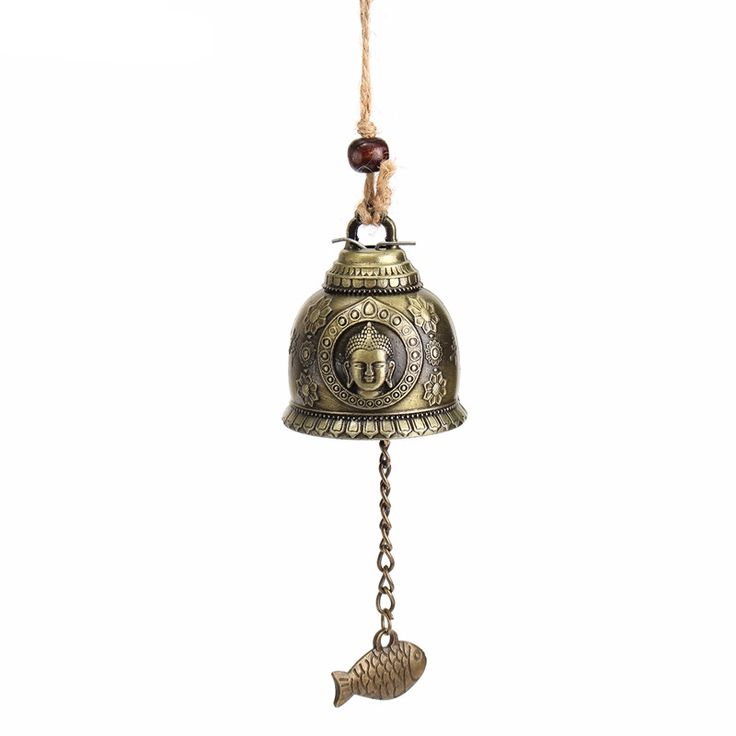 Bell Blessing Feng Shui //Price: $13.95 & FREE Shipping //   #yoga