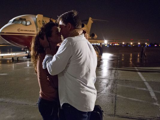 """Her eyes were filled with emotion and tears, as were mine, for the whole evening,"" ... ""It was cathartic, to say the least."" Michael Weatherly about shooting his last scene with Cote de Pablo <3 http://www.usatoday.com/story/life/tv/2013/09/30/ziva-leaving-ncis-story/2895627/"
