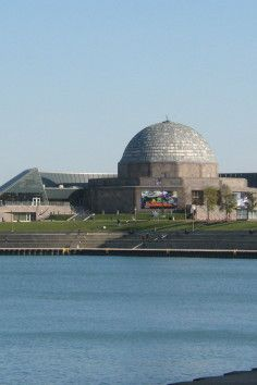 America's First Planetarium, the Adler Planetarium & Astronomy Museum in Chicago, Illinois. #PANDORAsummercontest