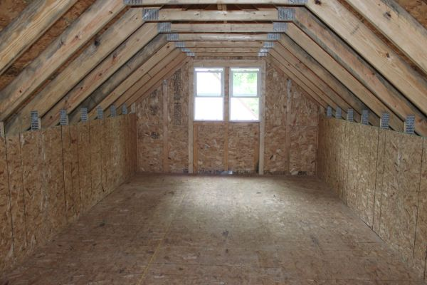 attic storage then maybe a room in attic truss is ForGarage With Attic