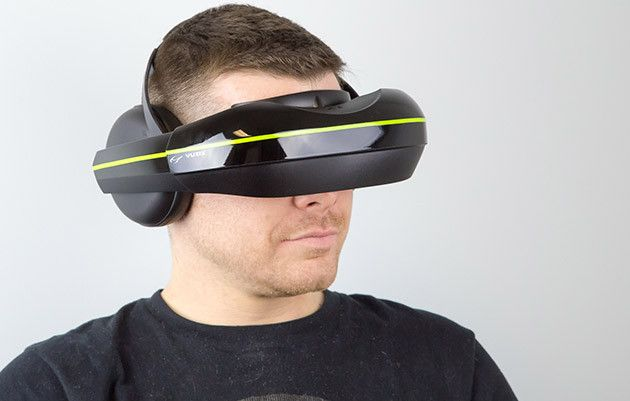 Vuzix Unveil The IWear 720, and it is more than a VR headset [VR Headsets: http://futuristicshop.com/category/video-glasses/ Virtual Reality: http://futuristicnews.com/tag/virtual-reality/]