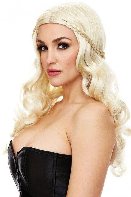 Anna Wig in Platinum Blonde