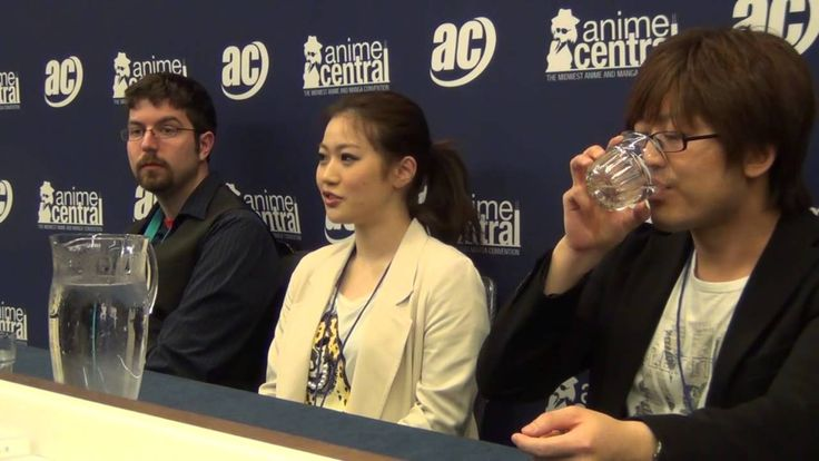 Yukino Press Conference at Anime Central (ACEN) in Japanese and English
