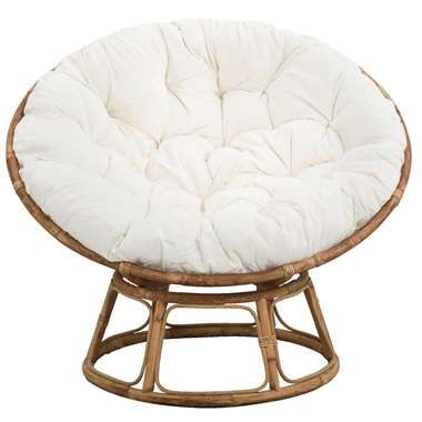 loungefauteuil papasan rotan 115 cm inrichten huis pinterest tuin interieur en idee n. Black Bedroom Furniture Sets. Home Design Ideas