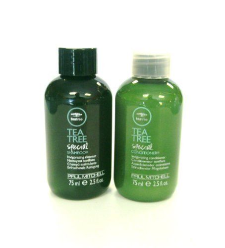 Paul Mitchell Tea Tree Special Shampoo  Conditioner TrailTravel Size -- More info could be found at the image url.Note:It is affiliate link to Amazon.