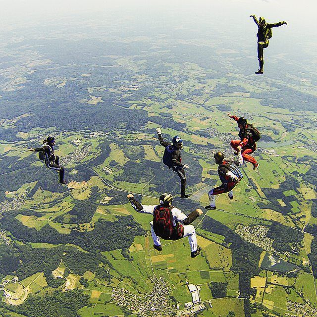 Freefly!  #skydive #Fallschirmspringen #Fallschirmspringer #sitfly #Freefly #freefall #jump #Springen #fliegen #Freifall #fallen #fly #flying #skydiver #sky #Himmel #Breitscheid #EDGB #action #sports #extremeSports #Extremsport #goProOfTheDay #goPro #pico