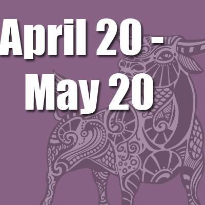 Taurus the Bull ~ April 20 - May 20