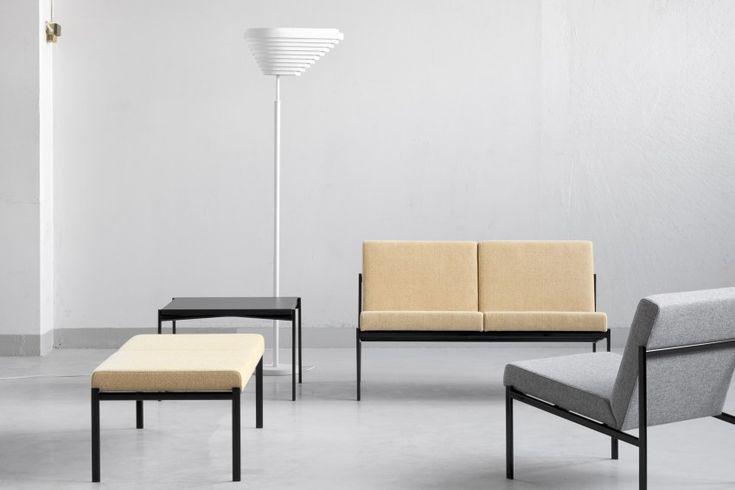 kiki sofa / Ilmari Tapiovaara / ARTEK