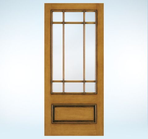 1000 images about front entry door on pinterest home - Exterior door glass inserts home depot ...