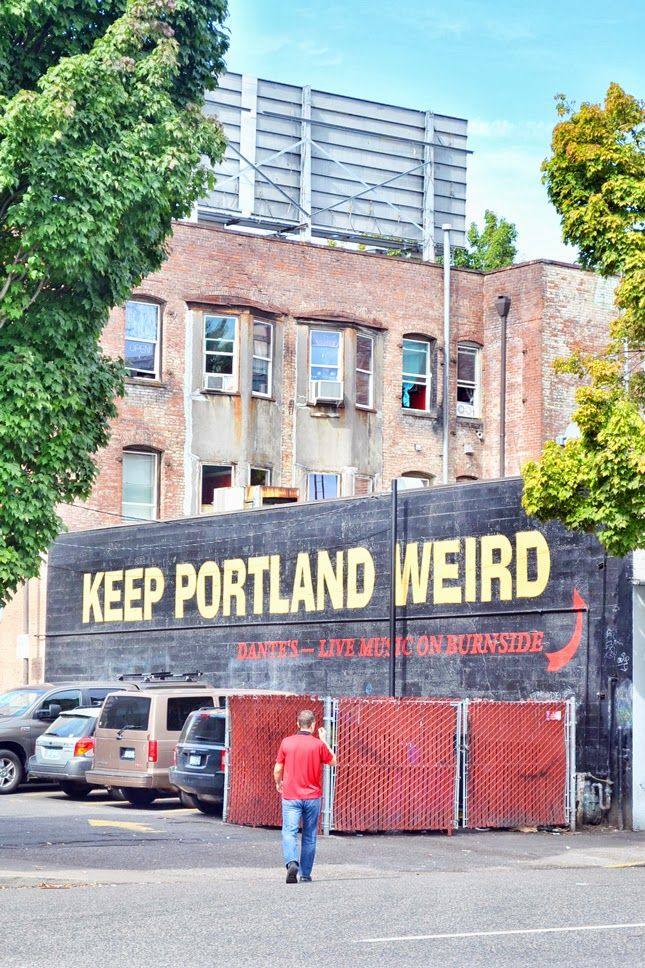Happy Interior Blog: From Place To Space: Going to Hipsterville - Portland, Oregon