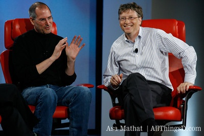 Malcolm Gladwell: In 50 years, Bill Gates will be revered and Steve Jobs will be forgotten