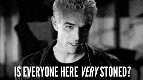 "7. He said what you were frequently thinking. | Community Post: 13 Reasons Spike From ""Buffy"" Is The Best Vampire Ever"