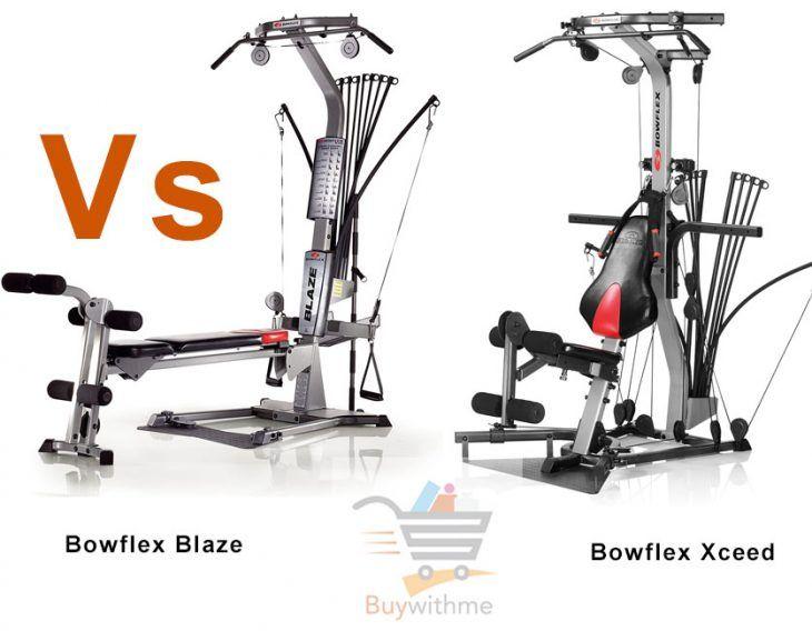 Bowflex Xceed Vs Blaze Wanna Get The Best One Just Check It In 2021 Bowflex Xceed Bowflex Workout Machines