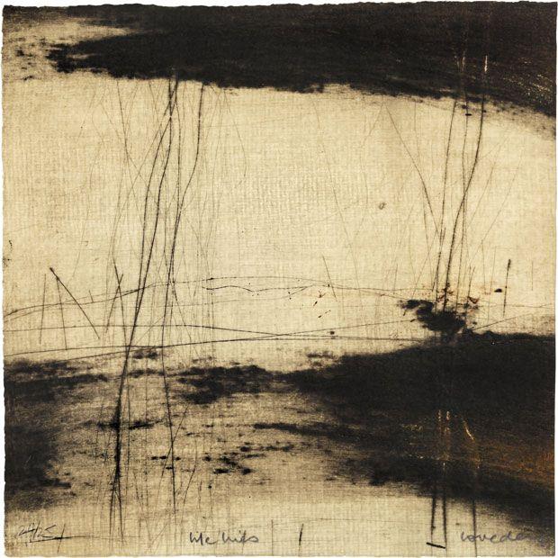 Ross Loveday Print - Life Lines Ross Loveday paintings, plastic arts, fine art, visual arts