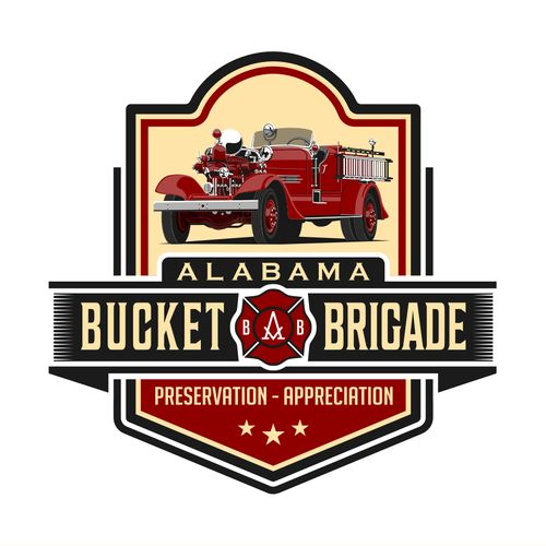 Alabama Bucket Brigade �20Design a logo that honors the history of the Fire Service!