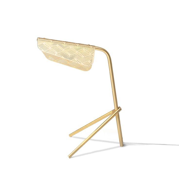 Lampe à Poser Petite Friture MEDITERRANEA #petitefriture #bureau #lampe # Design #silveraeshop