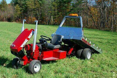 Lawn truck/tractor. Share photos of your projects with us: http://www.facebook.com/smallengineparts