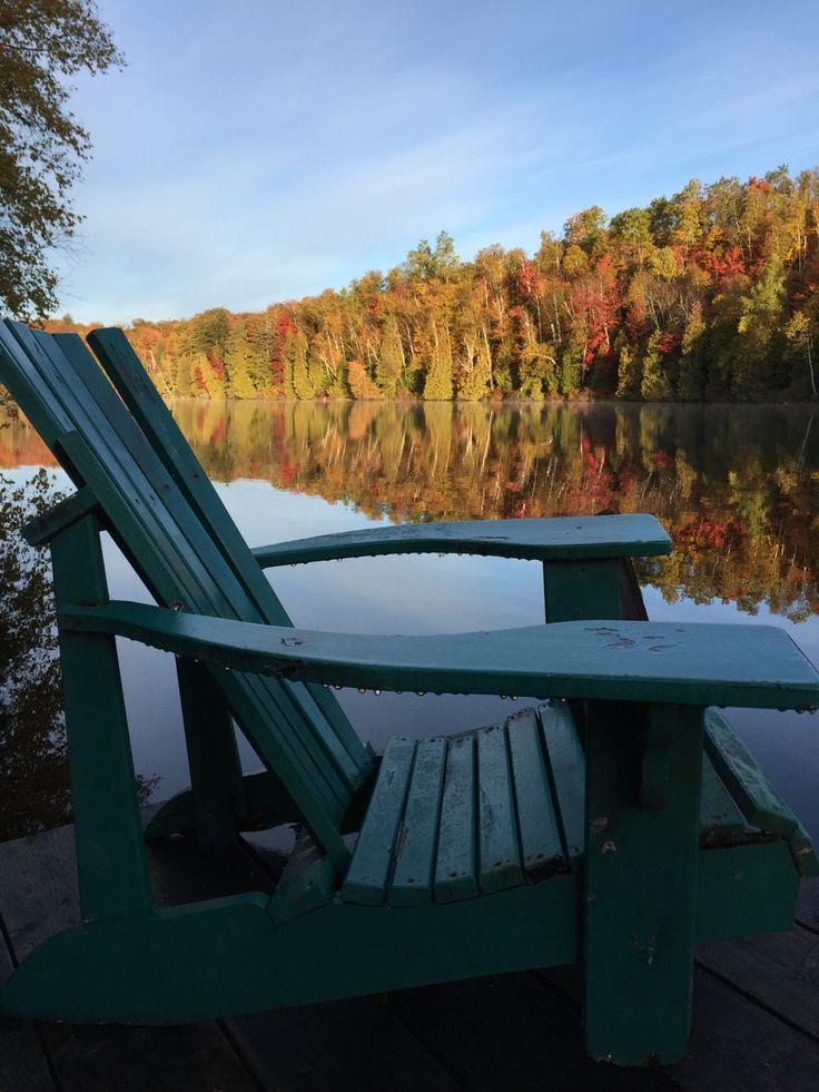 Peaceful fall mornings