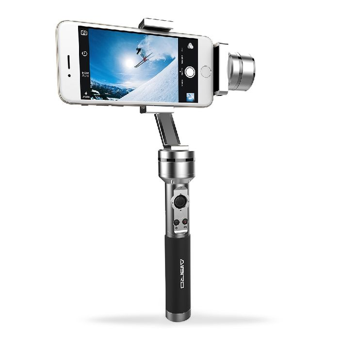 Compatible with Smartphone up to 6 inches (iPhone 6s plus,iPhones,Samsung,HTC ect.),GoPro Hero 3 /3+ /4 and Sports Action Camera of similar size as GoPro Hero    *3-Axis motors with programming and gyroscope technology to make videos and photos much more smooth and stable    *3 working modes with 1 Vertical framing mode to meet your various angles shooting such as lower angles,higher position viewing and motional status    *Built-in bluetooth module to wireless connect Uoplay gimbal with…