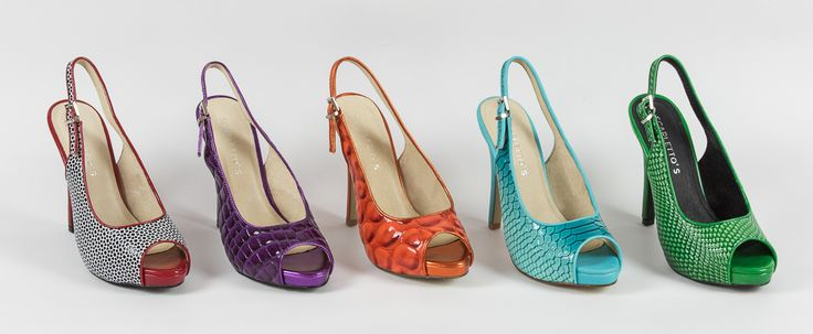 Our full range of party sling backs for whenever you want a WOW in your outfit. Full leather lined with dense cushioning heel to toe makes our heels the most comfortable you will ever wear. http://scarlettos.com.au/stilettos/