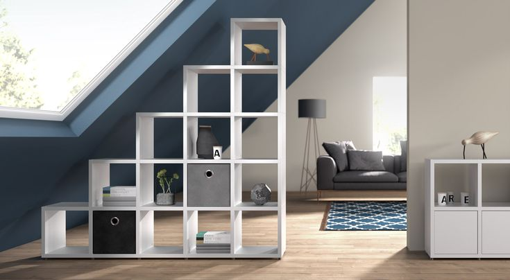 best 25 room divider shelves ideas on pinterest. Black Bedroom Furniture Sets. Home Design Ideas