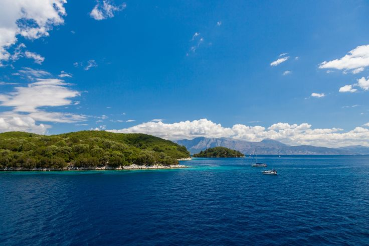 Skorpios, one of many enchanting islands in Greece you can visit on a HELM sailing holiday.
