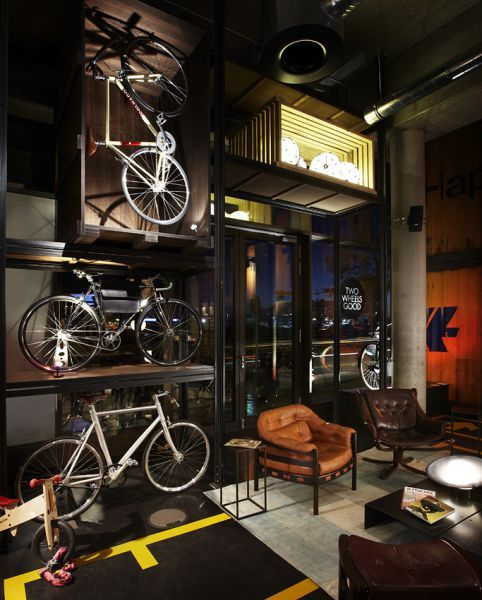 25hours hotel hafencity hamburg einblick hotels. Black Bedroom Furniture Sets. Home Design Ideas