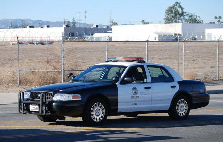 https://flic.kr/p/BPsPvs | Los Angeles Police Department Ford Crown Victoria Police Interceptor | 87163 (LAPD)