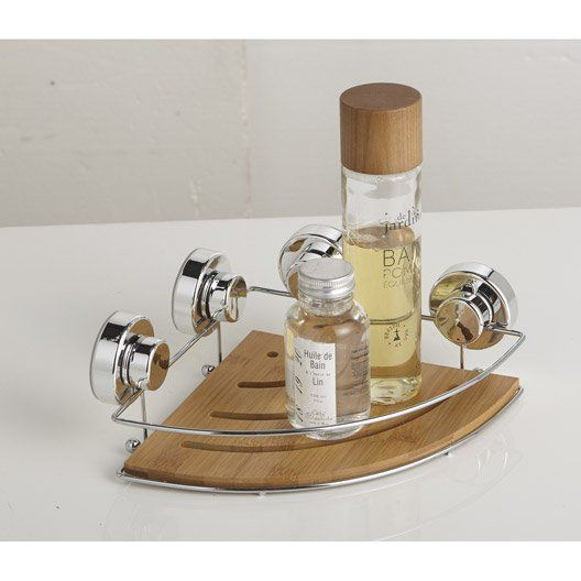 85 best carnet d 39 id es salle de bain images on pinterest - Etagere salle de bain leroy merlin ...
