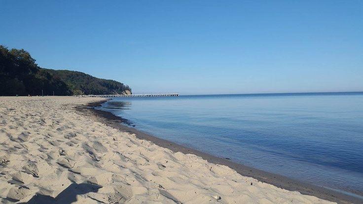 #Gdynia #Orłowo #Poland #Polska #morze #sea #Baltic #plaża