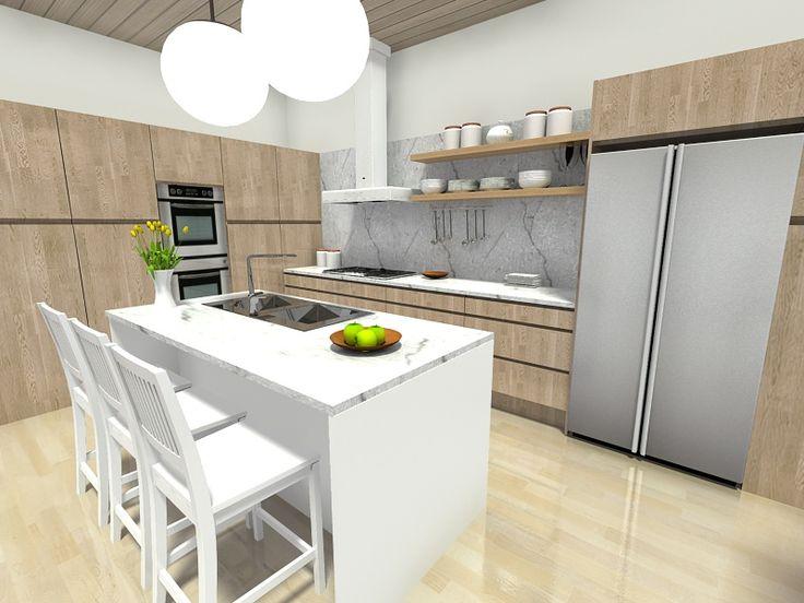 Planning A Kitchen These 7 Essential Kitchen Layout Ideas Will Help Make Your New Kitchen