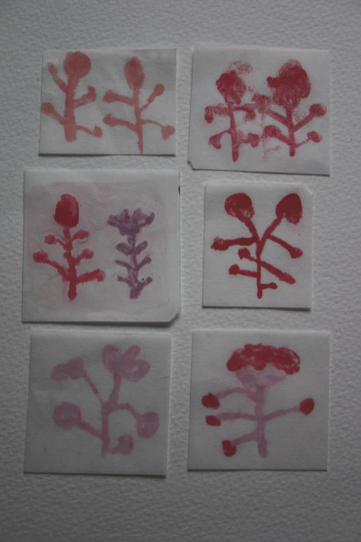 Various plant (after Louise Bourgeois)
