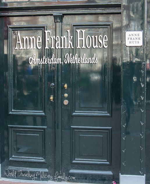 Anne Frank House – Amsterdam, Netherlands