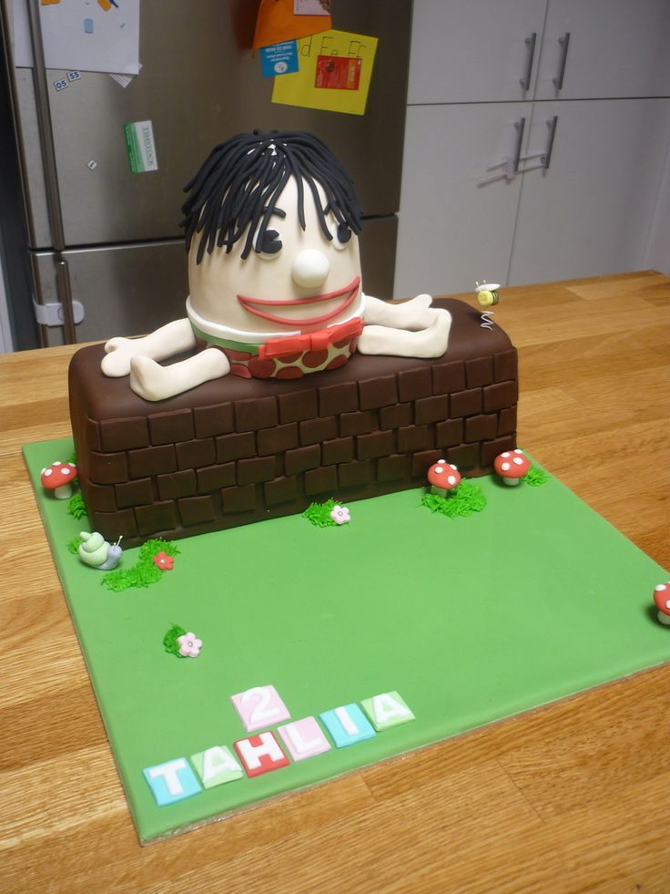 Humpty Dumpty Cake on Cake Central