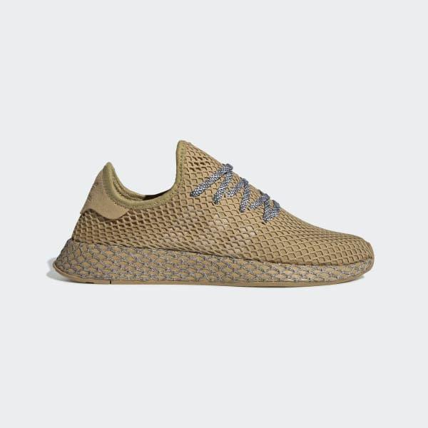 adidas Deerupt Runner Shoes - Beige | adidas US | Zapato de ...