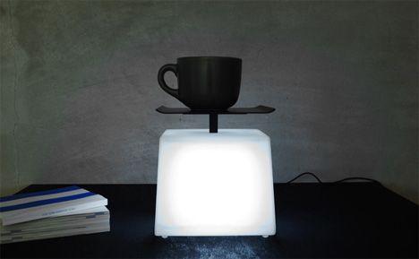 Необычный регулятор мощности светильника в виде весов — HD INTERIOR