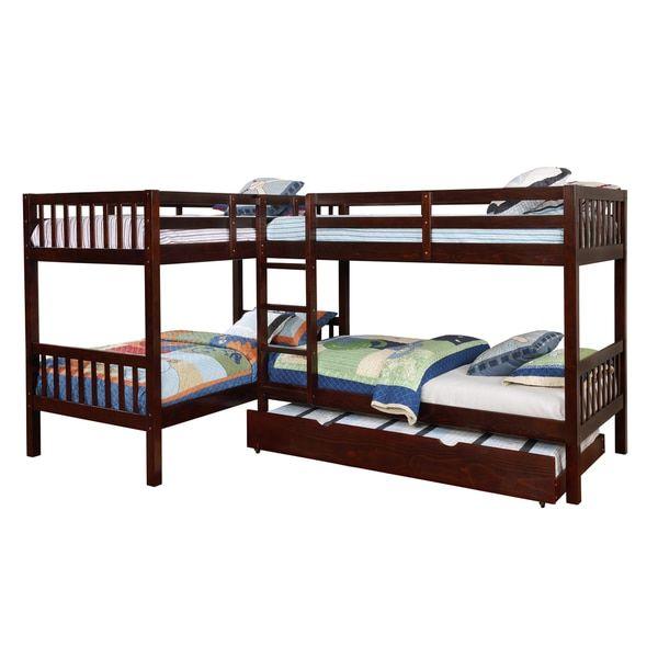 Offset Bunk Beds top 25+ best painted bunk beds ideas on pinterest | girls bunk