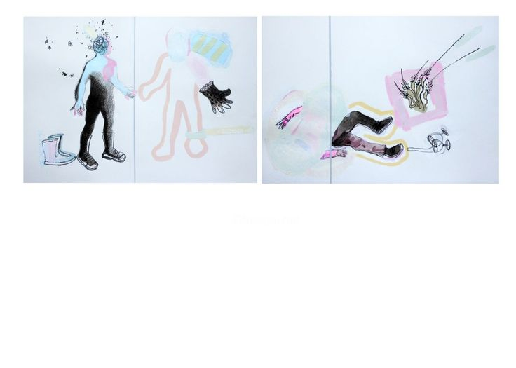 73 best draw dessin images on pinterest figurative art for Art conceptuel peinture