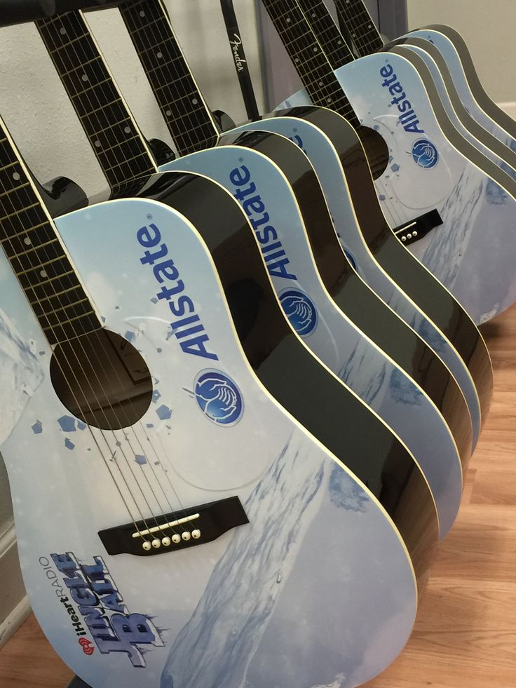 17 best images about promotional wrapped branded guitars for events concerts to increase sales. Black Bedroom Furniture Sets. Home Design Ideas