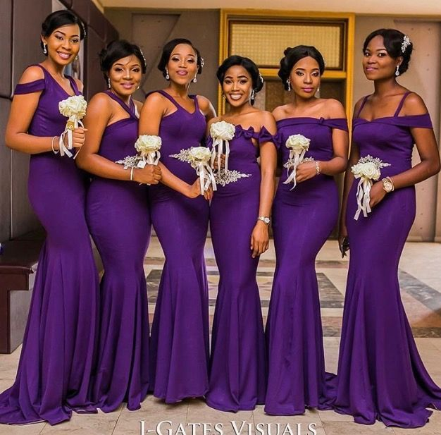 Image Result For Bridesmaids Gowns That Slayed Wedding